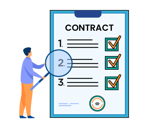Identify contracts