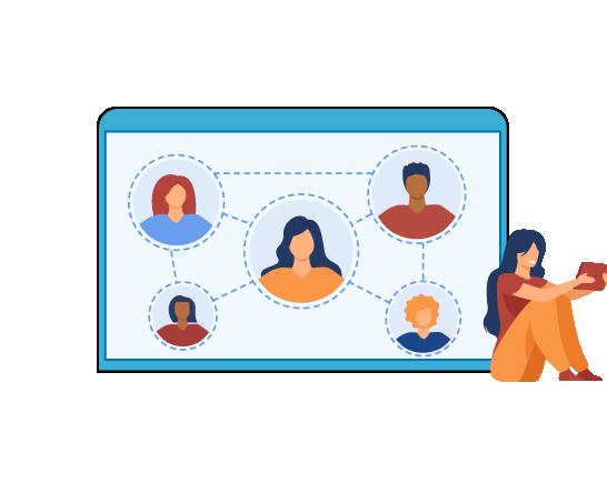 collaboration across remote contract teams