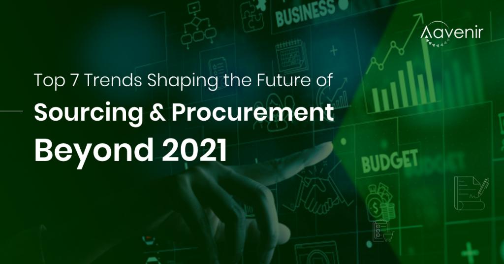 Souring Procurement Trends 2021